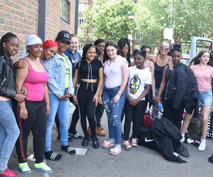 The Mayor of London has announced a brand new £45million fund to help young Londoners. YANA is one of the projects being funded for the next 3 years.